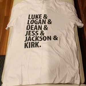 Gilmore Girls Name Shirt